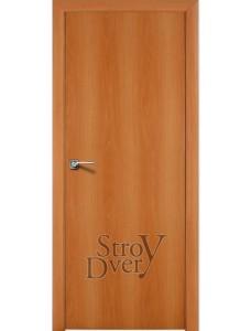Дверь ламинированная без притвора (миланский орех)