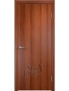 Дверь в комплекте ДПГ (итальянский орех)