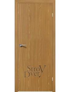 Дверь ламинированная финская (дуб)