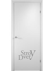 Дверь в комплекте ДГ (белая)