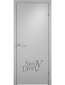 Дверь в комплекте ДГ (серый)